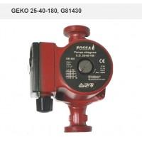 Циркулационна помпа Geko G81430 25-40-180 / 3,5 m³...