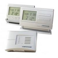 Многозонов безжичен, програмируем стаен термостат ...