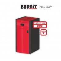 Пелетен котел BURNIT PELL EASY 35 kw