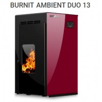 Пелетна камина BURNiT AMBIENT Duo 13 KW...