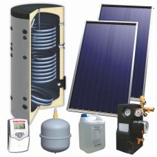 Соларна система комплект 200-500 литра